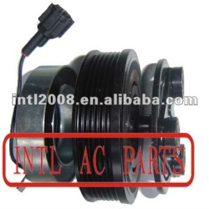 auto a/c compressor clutch for Nissan Teana 12V 6PK 124/120mm