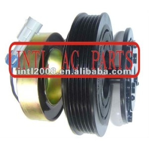 auto air conditioning ac compressor clutch pulley for 7V16 5PK 12V 130.5/125.5mm