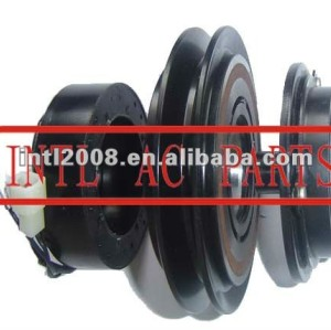 auto air conditioning ac compressor clutch pulley for 10PA17C 12V 1A 133mm
