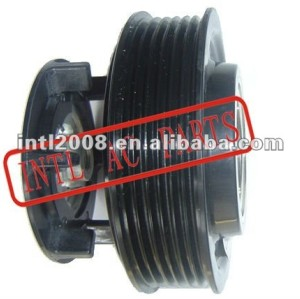 ac compressor clutch be used for 7SEU16C Audi A6 L2.0 12V 6PK pulley High quality