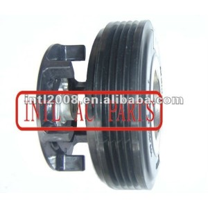 auto air conditioning ac compressor clutch pulley for 7SEU16C 4PK 100mm