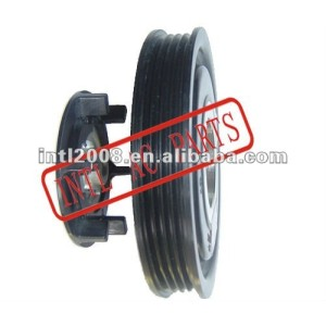 auto air conditioning ac compressor clutch pulley for 7SEU16C 4PK 125/120mm