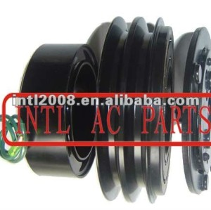 auto air conditioning ac compressor clutch pulley for 5H14 24V 2A 132mm
