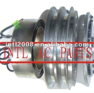 Sanden 508 5H14 SD508 SD5H14 12V auto air conditioner a/c ac compressor clutch 2A pulley 132mm