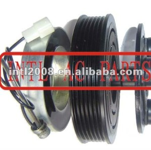 auto a/c compressor clutch 6PK pulley for MAZDA 6