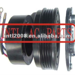 auto a/c compressor clutch pulley for TR90G 12V 4PK 109/103mm