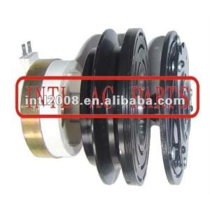 auto ac compressor clutch pulley for V5 12V single B 131.4mm