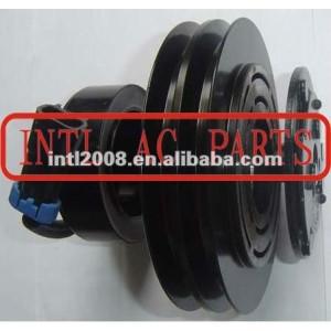 auto a/c compressor clutch for for Sanden 709 (7h15) Alfa Romeo 152mm