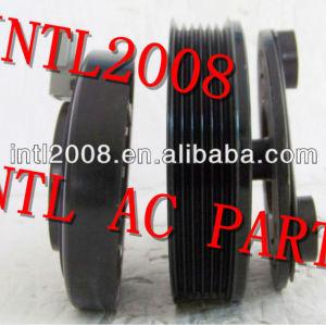 FS10 auto ac compressor magnetic clutch FORD MAZDA Escort VI/Mustang/Gougar/Mondeo 6pkpulley 1021290/F30Y19V703TA/ 1018265