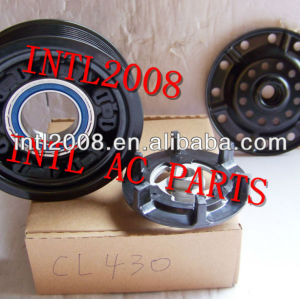 DENSO 5SL12 air conditioning auto ac compressor magnetic clutch assembly Alfa Fait Grande Punto 5pk pulley 55194880 447190-2150