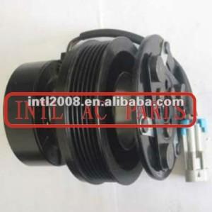 auto a/c AC Compressor clutch pulley for 6V08 OPEL /VAUXHALL/ Agila/ Corsa