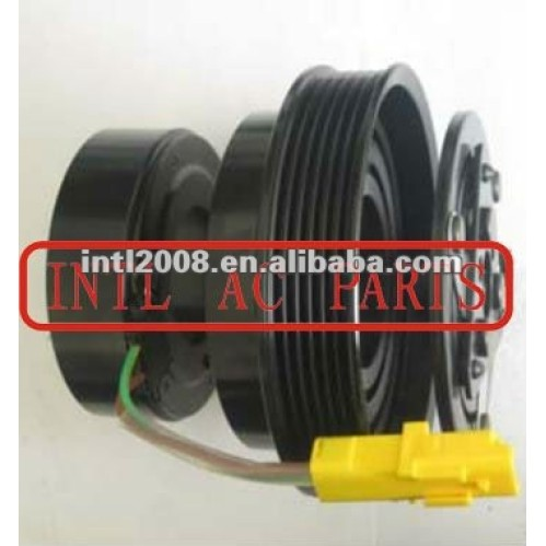 6V12 SANDEN 7V16 ac compressor clutch for Nissan Renault Modus PV6