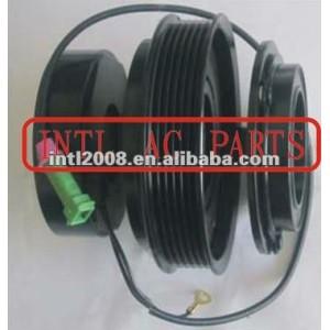 auto a/c AC Compressor clutch pulley for 7SBU16C Porsche 911 Cabrio