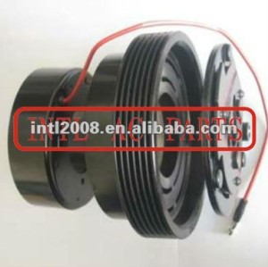 auto a/c AC Compressor clutch pulley for 7V16 Renault 19 II/ Clio I PV6 pulley 7700272438 7700106441 Sanden 1149 1149F