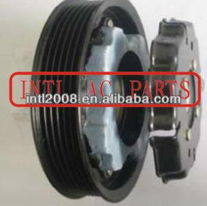 auto a/c AC Compressor clutch PV6 pulley used for 6SEU12C Seat Cordoba Lbiza
