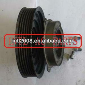auto a/c AC Compressor clutch PV6 pulley used for DCS17E Skoda Octavia II/ Octavia II Kombi