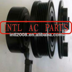 Visteon Scroll air con ac a/c compressor clutch assy Ford Volvo 5pk pulley 30676394 8603617 36000325 8603651 8603317 36002263