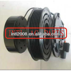 SANDEN 7H15 7V16 Volvo Mitsubishi Renault air con ac compressor clutch assy magnetic clutch assembly 6PK PV6 30874923 30613970