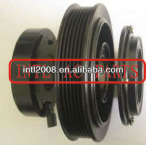 auto a/c AC Compressor clutch PV6 pulley used for 10S17C Toyota