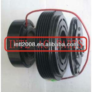 SANDEN 7B10 SD7B10 Seat Skoda Volkswagen VW car ac compressor magnetic clutch assembly 6pk pulley 6N0820803A 7158 bearing 355020