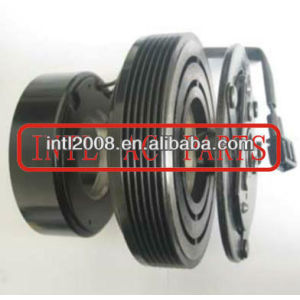 Harrison V5 air conditioner ac compressor magnetic clutch assembly pv6 6pk 6 GROOVES PULLEY bearing 406220.625 car auto ac assy
