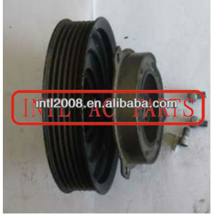 Zexel DCS17E Audi Seat Skoda Volkswagen VW air ac compressor magnetic clutch assy 6pk pulley 1K0820803H 1K0820803L 1K0820803N