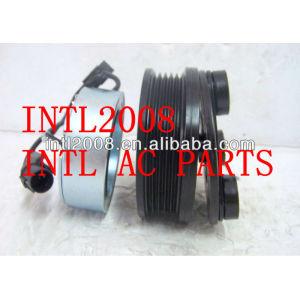 MSC90C PV5 Compressor ac clutch for Mitsubishi Eclipse / Galant/ Mirage,Dodge Avenger MN185571 AKC200A215AS MR500268 AKH200A203B