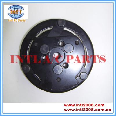 sanden sd709 7h15 ac auto compressor de ar condicionado embreagem hub com integral orifício da chave
