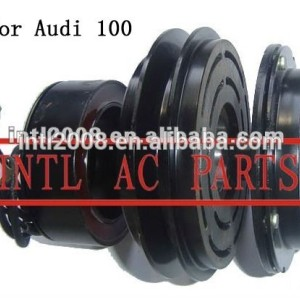 1B 12V 10P15C CAR COMPRESSOR CLUTCH PART KIT for Audi 100 PULLEY CLUTCH