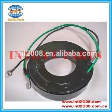 Fabricante na China sanden 6v12 bobina da embreagem do compressor auto tamanho 96 * 64 * 45 * 32.5 mm