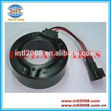 86.2 mm * 59 mm * 35.5 mm * 45 mm bobina da embreagem do Compressor usado para HONDA FIT