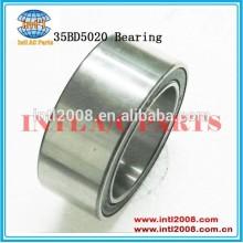 fit sanden 506 35bd5020 rolamento auto ar condicionado compressor de embreagem rolamentos de esferas