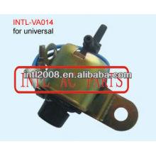 Vácuo do carro solenóide/válvula solenóide universal para w/fiação, 2p