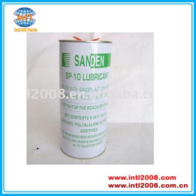 1L SP10 SP20 refrigeração lubrificante óleo do Compressor