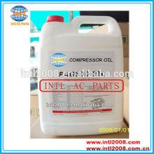 4l 4 litros 46 pag pag pag 100 150 um/c óleo de compressores de refrigeração de óleo lubrificante 99.9% pureza pag r134a óleo