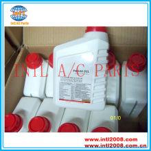 Uma pag/c óleo 1l 1 quart garrafa 46 pag pag pag 100 150 lubrificante do compressor de óleo refrigerante 99.9% pureza