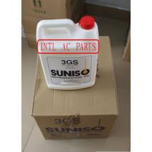 Suniso 3gs 4gs 5gs compressor petróleo um/c refrigeração de óleo lubrificante