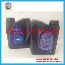 De óleo refrigerante suniso sl32 sl-32 sl68 sl-68 sl100 sl-100 1l 4l