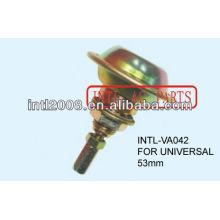 Automotive atuador de vácuo para Universal 53 mm
