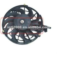 Auto ventilador do condensador elétrico para opel vectra b 1995-1998 1996 1997 1998 oe#1845043 90504987