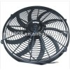 universal Condenser fan cooling fan 16 inch 12V/24V electric motor fan