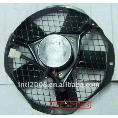 Auto de refrigeração elétrico do ventilador do condensador toyota coaster ônibus 12v/24v