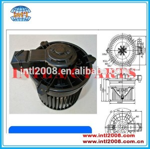 car part A/C heater blower motor 871030k130 BLOWER MOTOR for Toyota Hilux Sr / Srv / Sw4 Blower Fan 2005- 2010