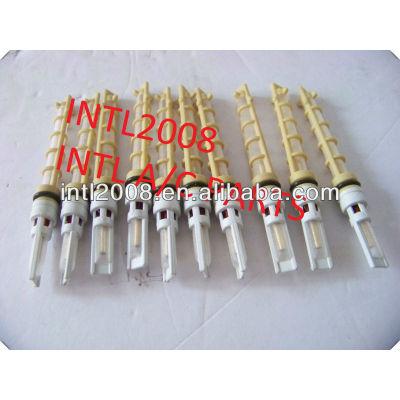 Ac auto um/c válvula do acelerador expansor do tubo tubo de orifício de um/c tubo de orifício de um/c dispositivo de expansão amarelo