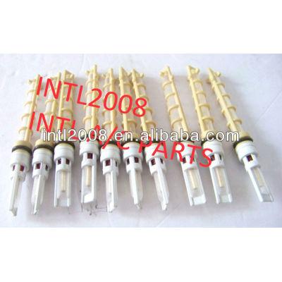 Cor amarela Auto ar condicionado tubo de orifício / válvula do acelerador / T-top Auto A / C tubo de orifício