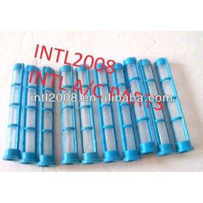 Cor azul auto condicionador de ar do orifício do tubo/válvula do acelerador/t-top auto um/c orifício do tubo de alta qualidade