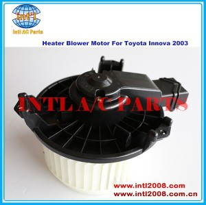 HVAC Heater Blower Motor for Toyota Innova 2003