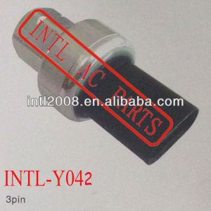 Pressure Switches 3pin A/C Pressure Sensor Air Conditioning Transducer Switch 3pin