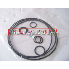 10p30 10p30c 10p30c compressor o- ring oring kit para toyota coaster ônibus