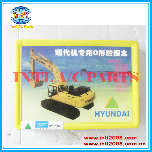 AC Compressor O-ring for Hitachi Hyundai HCC HYUNDAI excavator